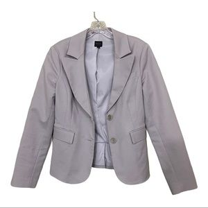 Aritzia Sz 8 - Grey Breasted Blazer